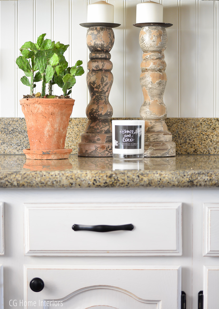DIY Painted Kitchen Cabinets with NO SANDING or PRIMING, Rustoelum Cabinet Transformation Kit