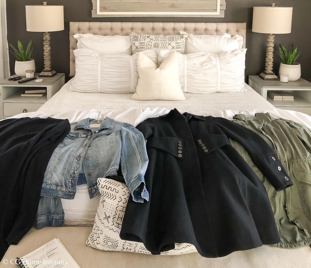 Capsule Wardrobe, Minimalism, Simple Living