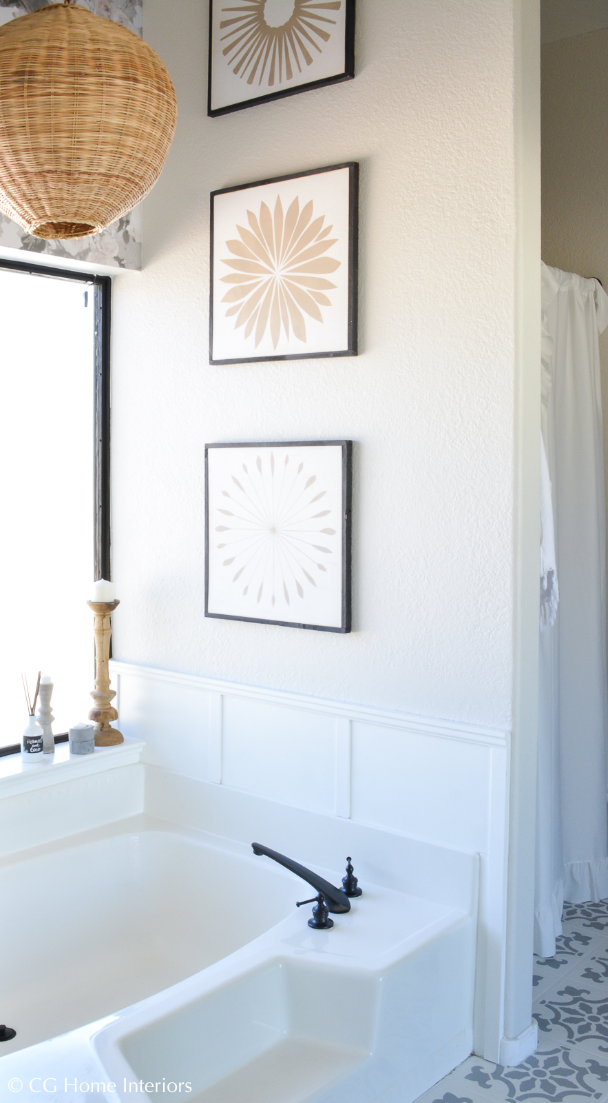 My Interior Paint Colors, Sherwin Williams, Windfresh White