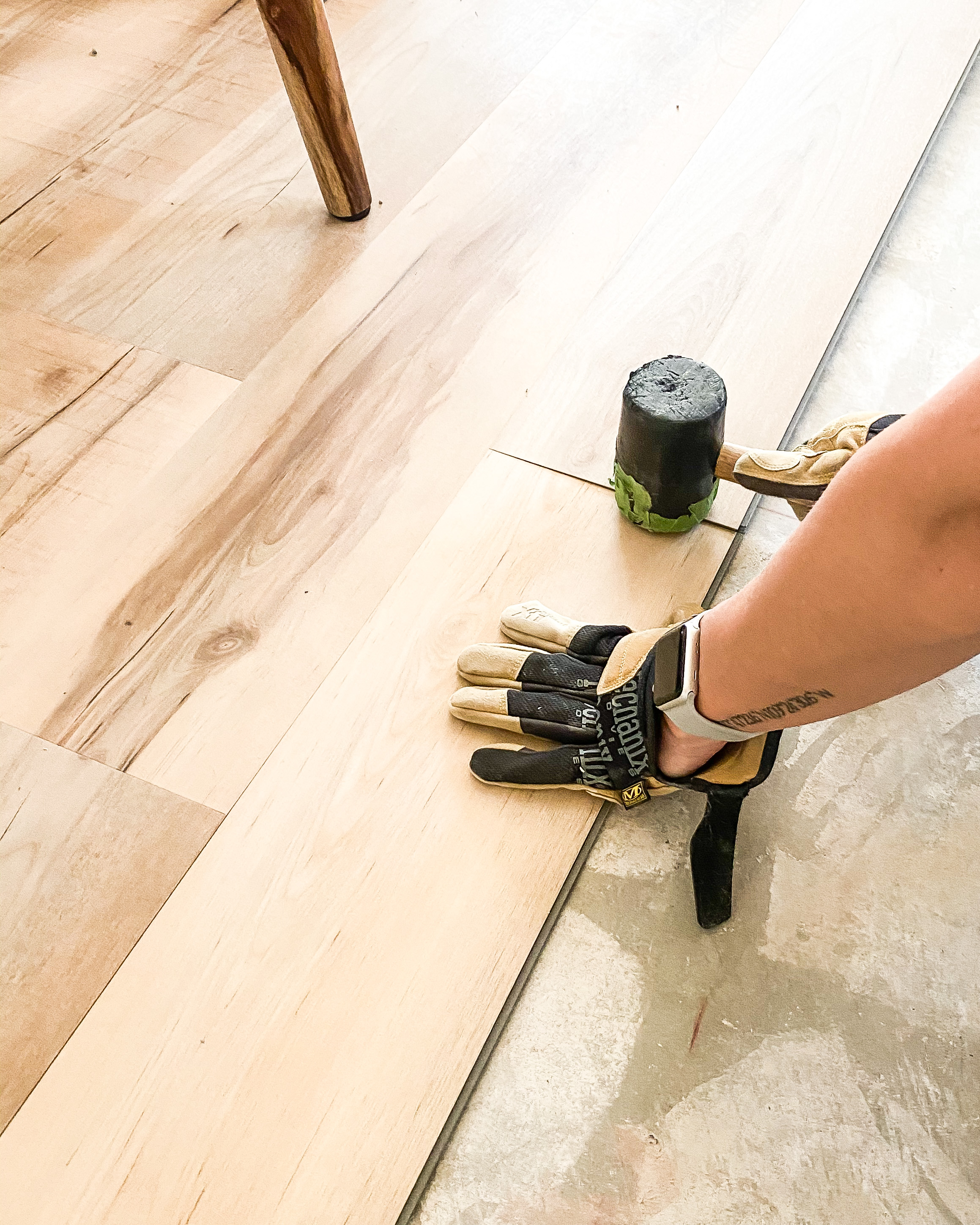DIY Install Luxury Vinyl Plank Flooring | Procore Plus
